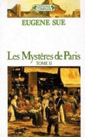 Les mystères de Paris t.2 - Couverture - Format classique