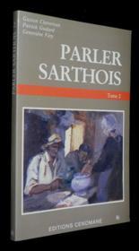 Parler Sarthois T.2 - Couverture - Format classique