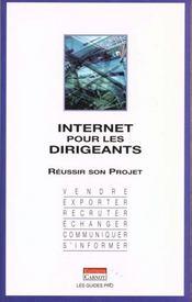 Internet Pour Les Dirigeants D Entreprise - Intérieur - Format classique