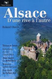 Alsace d'une rive a l'autre - Intérieur - Format classique