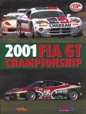 2001 Fifa Gt Endurance Championship - Intérieur - Format classique