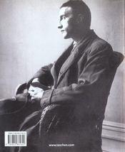 Duchamp - 4ème de couverture - Format classique