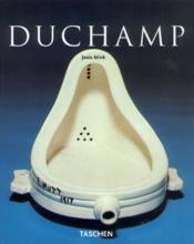 Duchamp - Couverture - Format classique