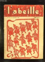 L Abeille N° 26 Du 31 Janvier 1948. - Couverture - Format classique