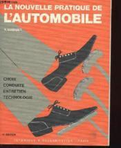 La Nouvelle Pratique De L'Automobile - Couverture - Format classique