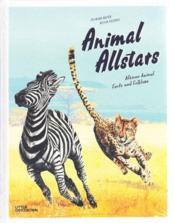 Vente livre :  Animal allstars ; african animals facts and folklore  - Trollip Jeff - Jeff Trollip