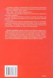 Votre Potager - 4ème de couverture - Format classique