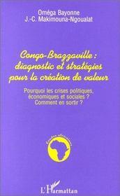 Congo-brazzaville : diagnostic et stratégies pour la création de valeur - Intérieur - Format classique