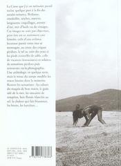 C'Est Encore Loin La Mer ; Retour A Tiuccia ; Une Enfance En Corse - 4ème de couverture - Format classique