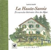 La haute Savoie - Couverture - Format classique