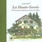 La haute Savoie - Intérieur - Format classique