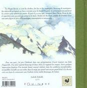 La haute Savoie - 4ème de couverture - Format classique