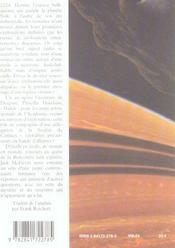 Chindi - 4ème de couverture - Format classique