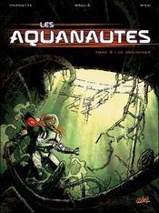 Les aquanautes t.2 ; le container - Intérieur - Format classique