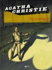 Agatha Christie t.14 ; témoin indésirable - Intérieur - Format classique
