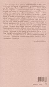 Essais, Articles, Lettres T4 - 4ème de couverture - Format classique