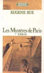 Les mystères de Paris t.3 - Couverture - Format classique