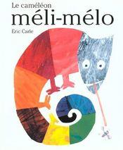 Caméléon méli-mélo - Intérieur - Format classique