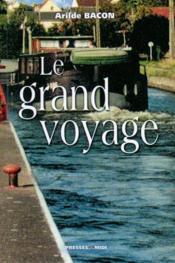 Le Grand Voyage - Couverture - Format classique