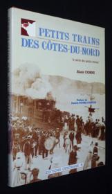 Petits Trains Des Cotes-Du-Nord - Couverture - Format classique