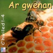 C'Hwiled ! T.4 ; Ar Gwenan - Couverture - Format classique