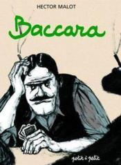 Baccara - Couverture - Format classique