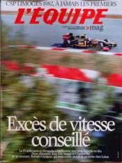 Equipe Mag (L') N°1548 du 17/03/2012 - Couverture - Format classique