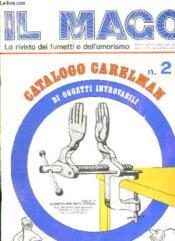 Il Mago N° 23. Catalogo Carelman. Di Oggetti Introvabili. Texte En Italien. - Couverture - Format classique