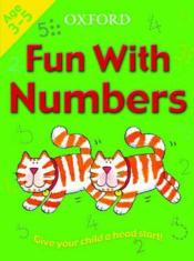 Vente livre :  FUN WITH NUMBERS - AGE 3-5  - Jenny Ackland