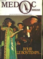 Medoc Bordeaux - Pour Le Bontemps... - Couverture - Format classique