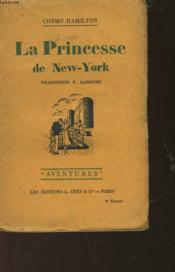 La Princesse De New-York - Couverture - Format classique