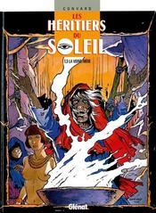 Les Heritiers Du Soleil - Tome 03 - Intérieur - Format classique