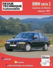 Rta 725.1 Bmw Serie 3 E (91/93) & D (91/96) Td - Couverture - Format classique