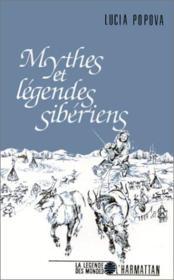 Mythes et légendes sibériens - Couverture - Format classique