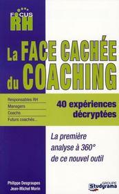 La Face Cachee Du Coaching - Intérieur - Format classique