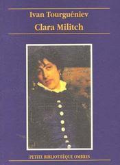 Clara Militch - Intérieur - Format classique