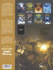 Travis t.1 ; hurcan - 4ème de couverture - Format classique