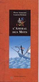 L'Amiral Des Mots - Couverture - Format classique