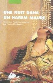 Une nuit dans un harem maure - Intérieur - Format classique