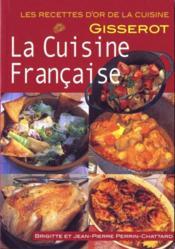 La cuisine française - Couverture - Format classique