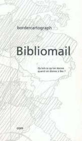 Bibliomail - Couverture - Format classique