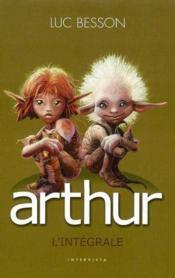 Arthur ; l'integrale - Couverture - Format classique