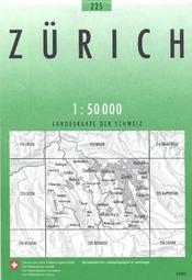 Zürich - Couverture - Format classique