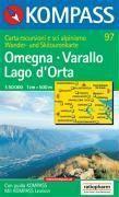 Omegna varallo lago d'orta - Couverture - Format classique