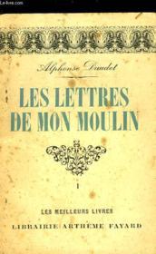 Les Lettres De Mon Moulin - Tome 1 - Couverture - Format classique