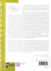 Les diagonales du temps ; Marguerite Yourcenar à Cerisy - 4ème de couverture - Format classique