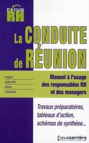 La Conduite De Reunion - Intérieur - Format classique