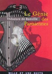 Le Genie Des Parisiennes - Intérieur - Format classique