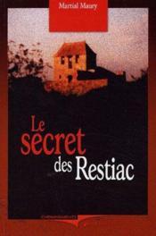 Le secret des restiac - Couverture - Format classique