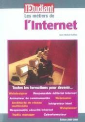 Les Metiers D'Internet - Couverture - Format classique